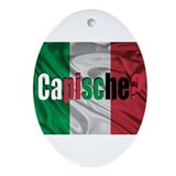 Capische? Ornament (Oval)