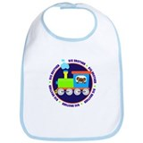 Big Brother Train Bib