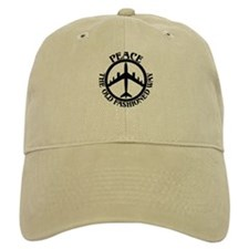 B-47 Peace The Old Fashioned Way Baseball Cap
