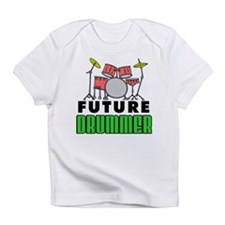 Future Drummer (Pink) Infant T-Shirt