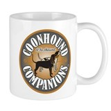 Cute Coonhound Mug