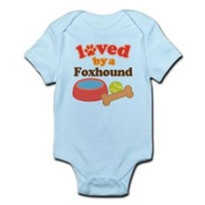 Foxhound Dog Gift Infant Bodysuit