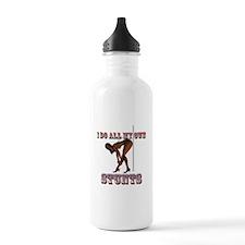 Stunts 3D Water Bottle