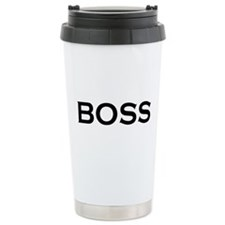 BOSS Ceramic Travel Mug