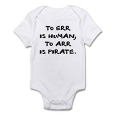 Arr! Infant Bodysuit