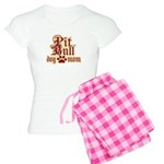 Pit Bull Mom Women's Light Pajamas