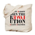 #OccupyDaroff Tote Bag