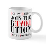#OccupyDaroff Mug