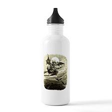 Spooky Goblin Water Bottle