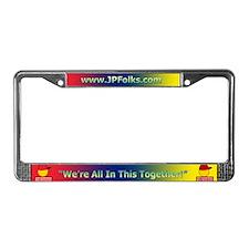 JPF License Plate Frame