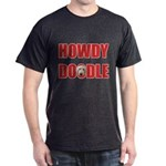 Howdy Goldendoodle Dark T-Shirt