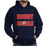 Howdy Goldendoodle Hoodie (dark)