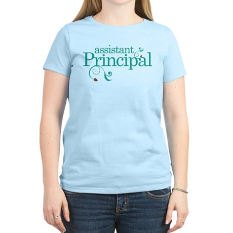 Assistant Principal School Women's Light T-Shirt