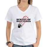 Beware of honey badger Shirt