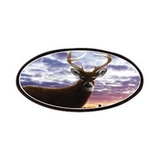 Whitetail Sunrise Patches