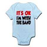 I'm With The Band Onesie