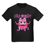Little Monster Jeri Kids Dark T-Shirt