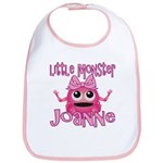 Little Monster Joanne Bib