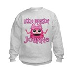 Little Monster Joanne Kids Sweatshirt