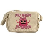 Little Monster Joanne Messenger Bag