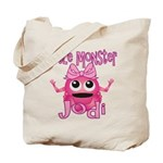 Little Monster Jodi Tote Bag