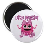 Little Monster Jodi Magnet