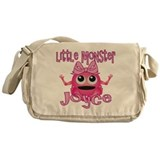 Little Monster Joyce Messenger Bag