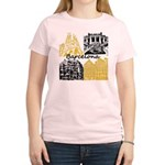 Barcelona Women's Light T-Shirt