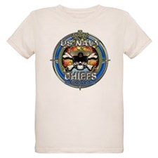 USN Navy Chiefs Backbone of the Fleet T-Shirt