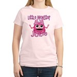 Little Monster Julie Women's Light T-Shirt