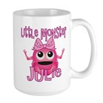 Little Monster Julie Large Mug
