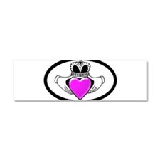 Breast Cancer Awareness Car Magnet 10 x 3