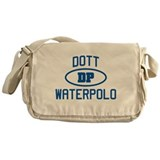 Dott Waterpolo Messenger Bag