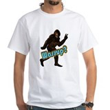 Bigfoot Sasquatch Yetti Wassup Shirt