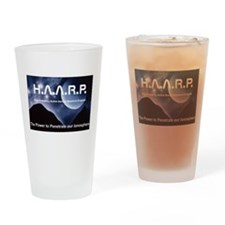 Man Made Auroral Drinking Glass