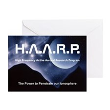 Man Made Auroral Greeting Cards (Pk of 20)