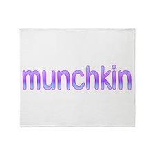 munchkin Throw Blanket