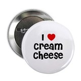 I * Cream Cheese Button