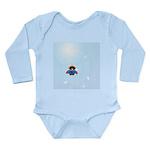 Holiday Long Sleeve Infant Bodysuit