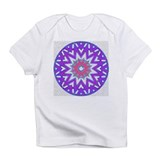 Art Circle Burst Infant T-Shirt