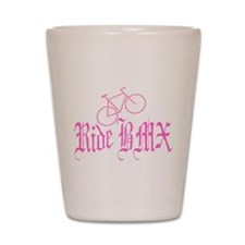 Ride BMX Shot Glass