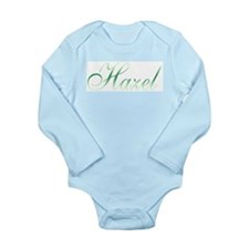 Hazel Long Sleeve Infant Bodysuit
