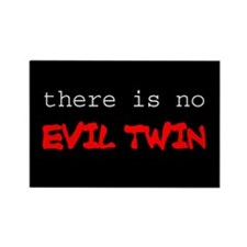 Evil Twin Rectangle Magnet