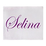 Selina Throw Blanket