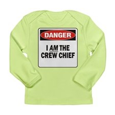 Crew Chief Long Sleeve Infant T-Shirt