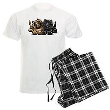 Cairn Terriers Pajamas