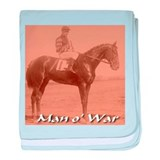 Man o' War baby blanket