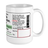 Coffee Oral Solution, USP - Ceramic Mugs