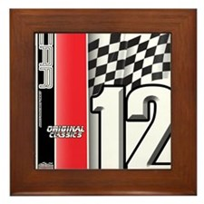Shelby gt500 Framed Tile