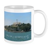 Alcatraz Island Small Mug